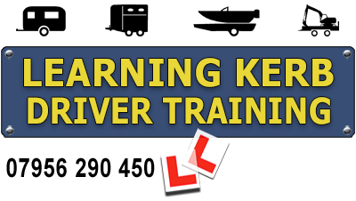 Learning Kerb Driver Training Centre Retina Logo